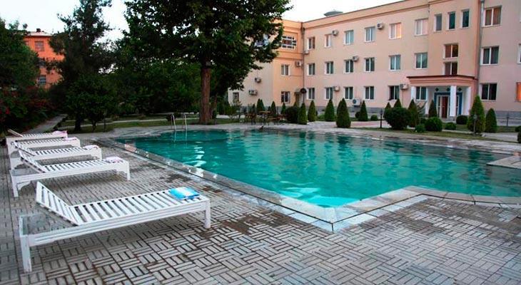 отель Orient Star Самарканд
