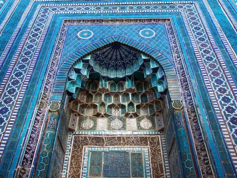 samarkand 1 - Viaje arqueológico por Uzbekistán.