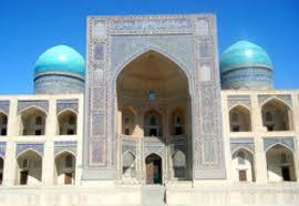 samarkand - Viaje arqueológico por Uzbekistán.