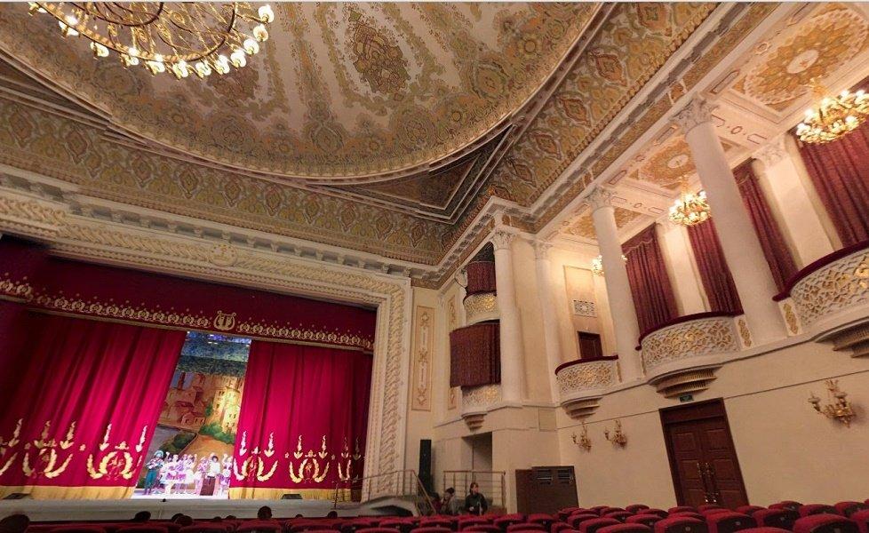 театры таджикистана