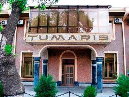 отель Тумарис Самарканд