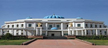 turkmenistan museum - Amu: endless diversity of aquatic spaces