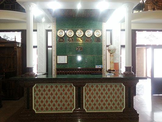 Отель Бухары Заргарон Плаза