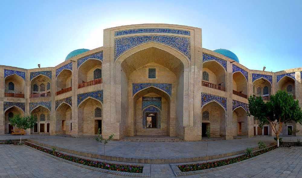 Мири Араб - Das Mausoleum