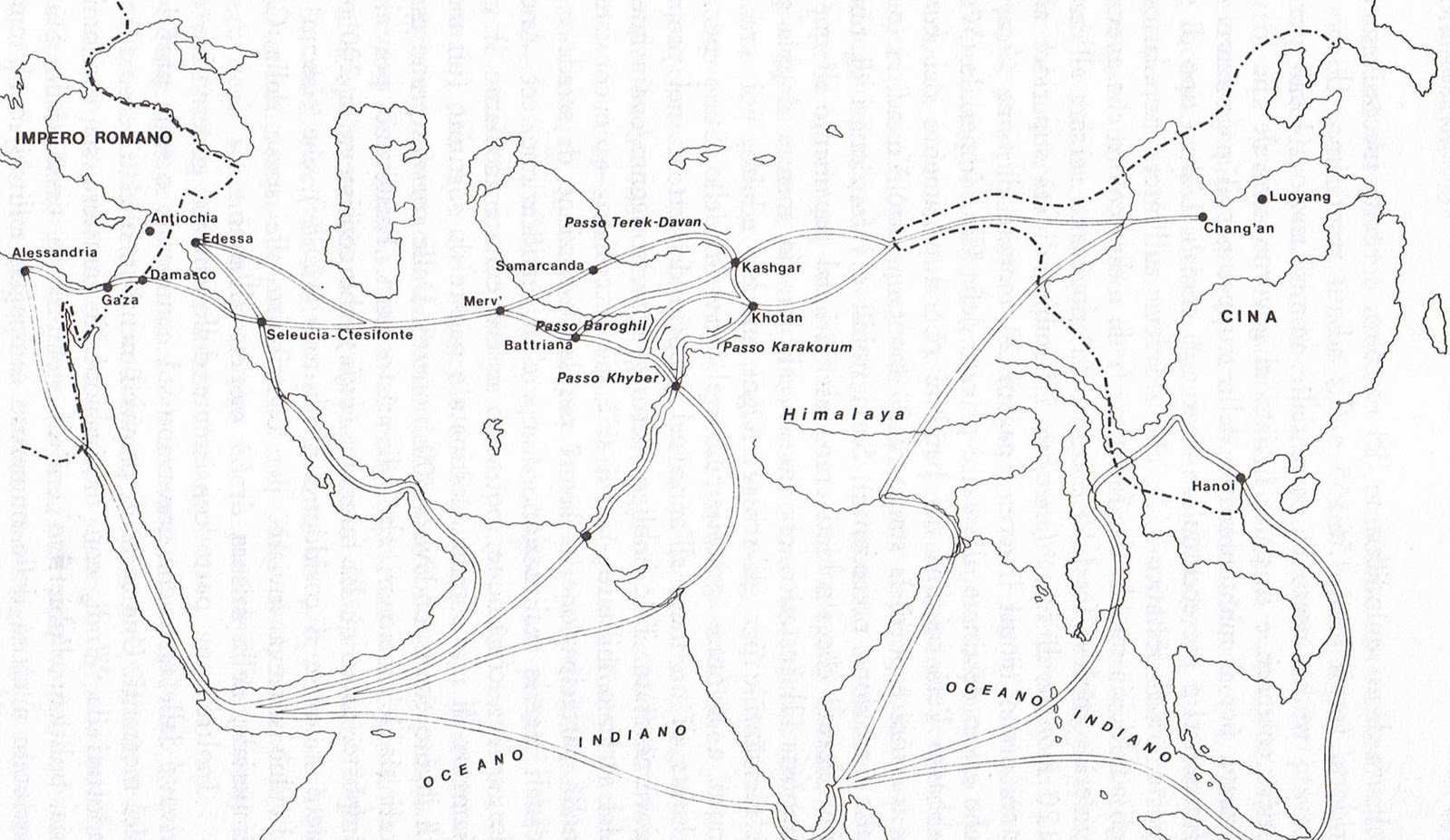 10 via della seta2 - Grande route de la soie