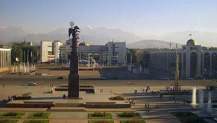1010513858 - Киргизия