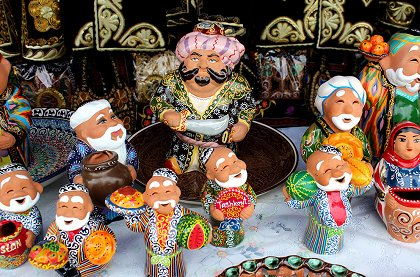 Изобразительное искусство Узбекистана