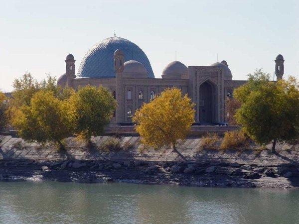 216 - Usbekistan – geheimnisvolle Seidenstraße
