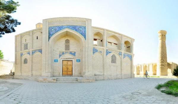 264 - Un gran viaje a Uzbekistán