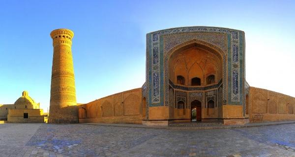 267 - Un gran viaje a Uzbekistán