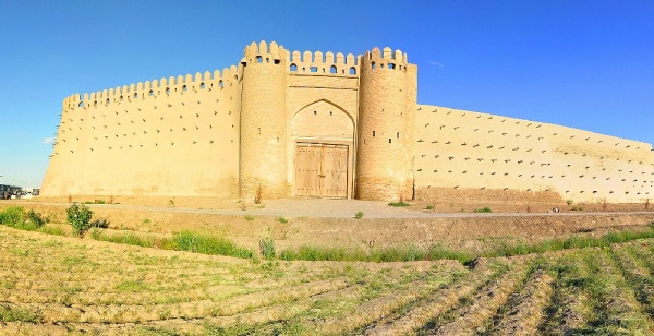272 - Un gran viaje a Uzbekistán