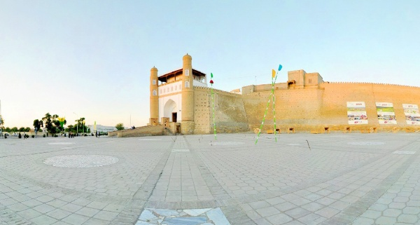 274 - Un gran viaje a Uzbekistán