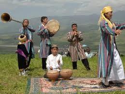 771 1 - Uzbekistan music