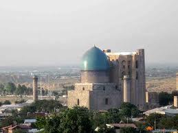 803 1 - LEGEND ABOUT THE CONSTRUCTION OF THE MOSQUE BIBI KHANIM