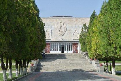 Музей мира и солидарности, в Самарканде