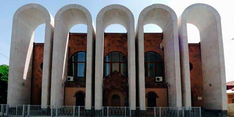 aram khachaturyan haus3 - Дом-музей Арама Хачатуряна