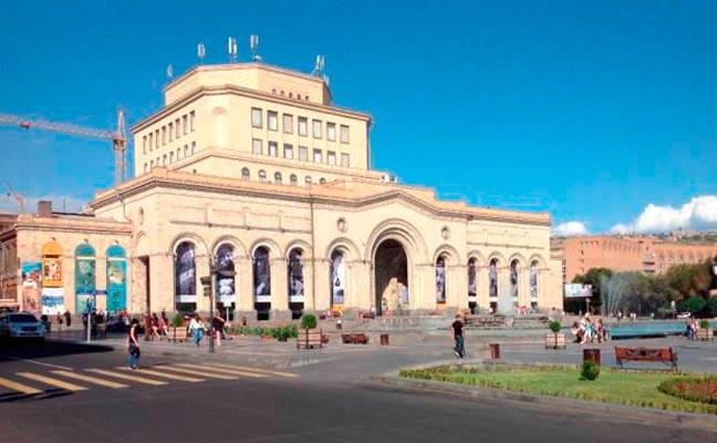 art galery arm5 - Государственная картинная галерея Армении