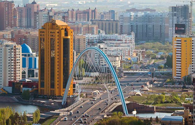 astana1 - Astana is the capital of the Kazakh Republic