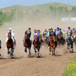 bayga4 150x150 - Национальные казахские скачки Аламан-байга