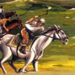 bayga5 150x150 - Национальные казахские скачки Аламан-байга