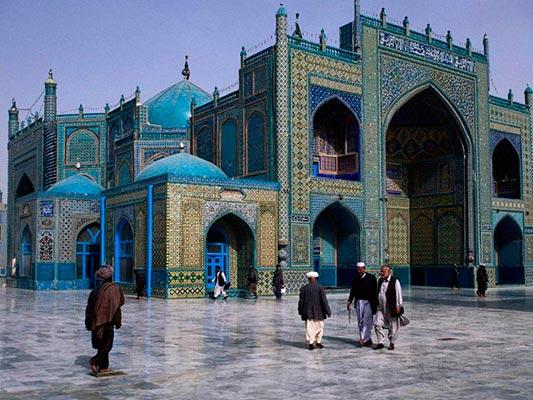 blue mosque erevan4 1 - Голубая мечеть