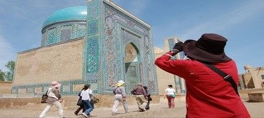 calendar of tourist - Khiva