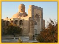 chor bakr necropolis1 - Usbekistan – die Erben Tamerlans (Studienreise)