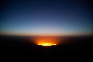 darvaza4 300x200 - Darvaza gas-crater