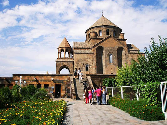 echmiadzin6 - Эчмиадзинский кафедральный собор