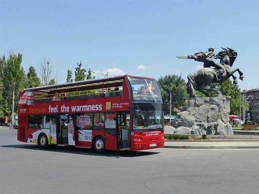 erevan transport5 - Транспорт в городе