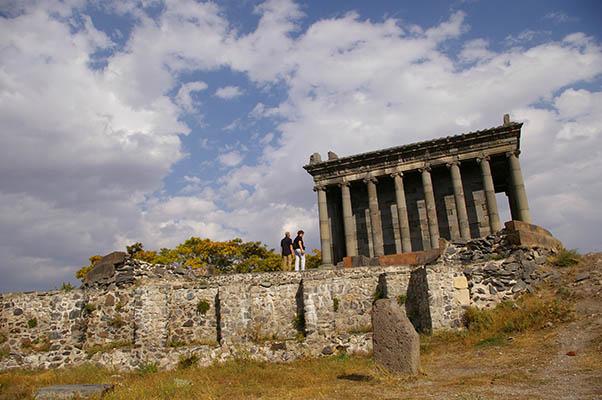 garni12 - Языческий храм в Гарни