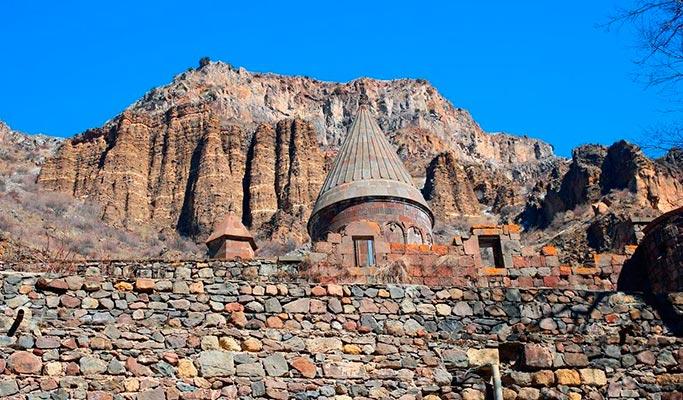 gegard10 - Монастырь Гегардаванк