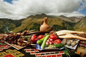 gruz gosti3 300x200 - Грузия: национальное гостеприимство и радушие