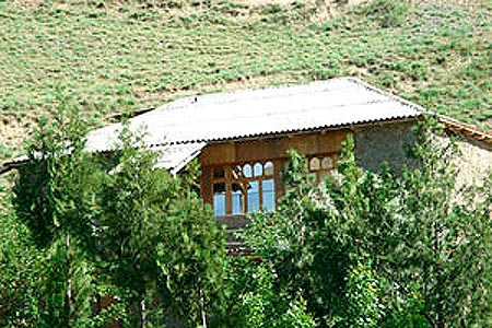 "guesthouse 06 - Guest house ""At Habib's"" in the village of Hayat, Jizzakh region"