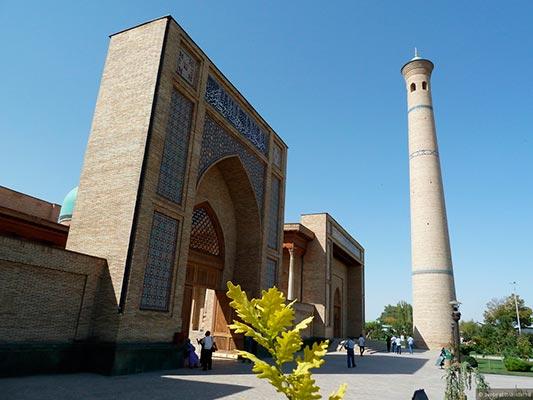 hast imam7 - Usbekistan zum kennenlernen
