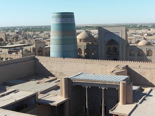 kalta minor2 - Über Usbekistan