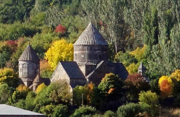kecharis monast5 - Монастырский комплекс Кечарис