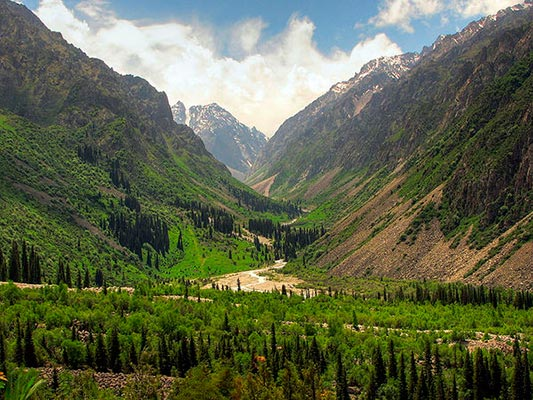 kirgiz hrebet2 - Киргизский хребет
