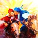 kis kuu6 150x150 - Национальная брачная игра Кыз куу
