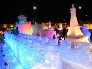 ledyanoy gorodok2 300x225 - Столичный ледяной городок