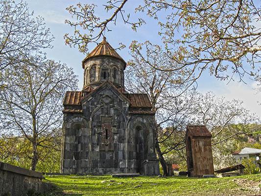 mashtoc airapet7 - Церковь Маштоц Айрапет