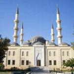 mechet asadi3 1 150x150 - Azadi Mosque: a combination of different cultures