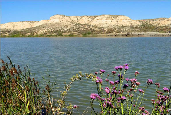 mertv ozero3 - Киргизское мертвое озеро