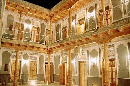 minzifa hotel bukhara07 - Boutique Hotel Minzifa