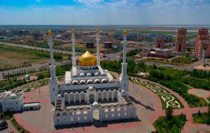 nur astana5 300x190 - Мечеть Нур-Астана