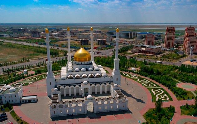 nur astana5 - Nour Astana mosque