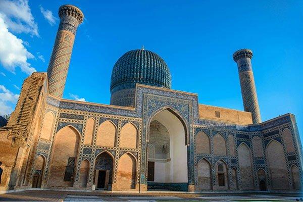 paraplan2 - Usbekistan – geheimnisvolle Seidenstraße