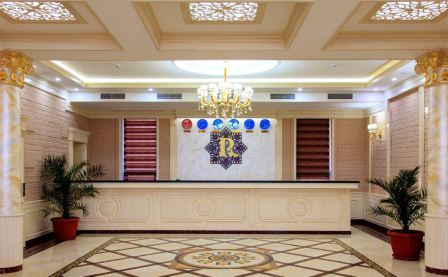reception 1024x632 - Rakat Plaza