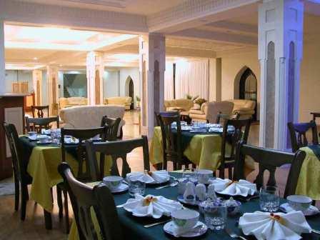 ресторан Отель в Бухаре