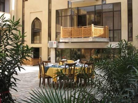 Отель в Бухаре
